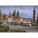 PuzzelMan-412 Belgique : Tournai