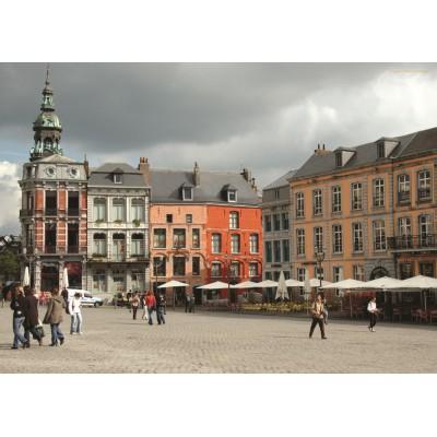 PuzzelMan-414 Belgique : Mons
