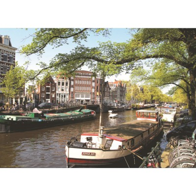 PuzzelMan-422 Pays Bas : Amsterdam
