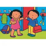 PuzzelMan-508 Noa : A l'école