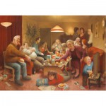 PuzzelMan-560 Marius van Dokkum : La Famille