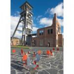 PuzzelMan-561 Belgique : Mine de Winterslag à Genk