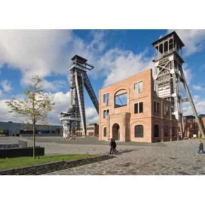 PuzzelMan-585 Belgique : Mine de Winterslag à Genk