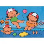PuzzelMan-598 Noa : A la piscine