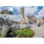 PuzzelMan-643 Belgique : Malines