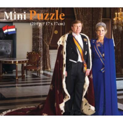 PuzzelMan-657 Couple Royal Willem-Alexander et Maxima des Pays-Bas