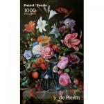 PuzzelMan-760 De Heem : Vase de Fleurs