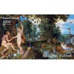 PuzzelMan-761 Rubens / Brueghel : Paradis