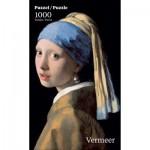 PuzzelMan-762 Vermeer Johannes : La Jeune Fille à la Perle
