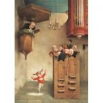 PuzzelMan-794 Van Dokkum Marius : Danser dans l'église
