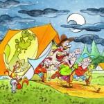 Puzzelman-815 Scouts & Squirrels - Le Cauchemar