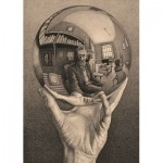 PuzzelMan-818 MC Escher - Globe in Hand