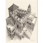 PuzzelMan-820 MC Escher - Climbing and Dating