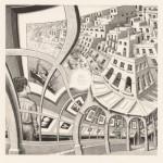 PuzzelMan-822 MC Escher : Galerie