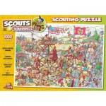 PuzzelMan-854 Rene Leisink - Scouting - Jamboree