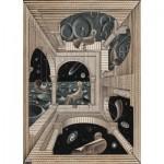 PuzzelMan-863 MC Escher - Different World