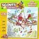 Scouts & Squirrels - Pont Suspendu