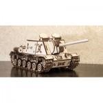 Eco-Wood-Art-07 Puzzle 3D en Bois - Tank ISU152