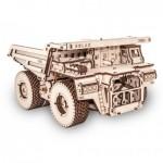 Eco-Wood-Art-08 Puzzle 3D en Bois - Belaz 75600