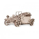 Eco-Wood-Art-37 Puzzle 3D en Bois - Voiture Rétro