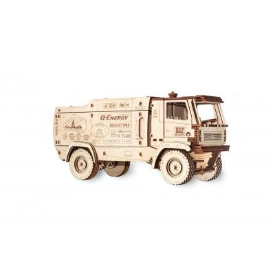 Eco-Wood-Art-68 Puzzle 3D en Bois - MAZ 5309RR 1:20