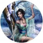 Grafika-Wood-00010 Puzzle en Bois - Frozen