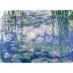 Puzzle-Michele-Wilson-A104-250 Monet : Nymphéas et saules