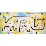 Puzzle-Michele-Wilson-A182-80 Puzzle en Bois - Paul Klee : Insula Dulcamara