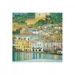 Puzzle-Michele-Wilson-A197-750 Puzzle en Bois - Klimt Gustav : Le Lac de Garde