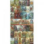 Puzzle-Michele-Wilson-A211-5000 Florence Magnin : Tarots d'Ambre