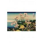 Puzzle-Michele-Wilson-A245-500 Hokusai : Goten Hill