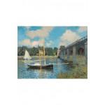 Puzzle-Michele-Wilson-A246-500 Claude Monet : Le Pont d'Argenteuil