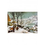 Puzzle-Michele-Wilson-A248-650 Brueghel : Chasseurs dans la Neige