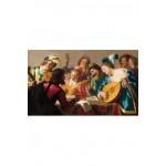Puzzle-Michele-Wilson-A250-650 Gerrit van Honthorst : Le Concert