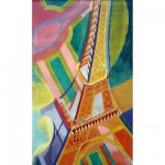 Puzzle-Michele-Wilson-A276-150 Delaunay : Tour Eiffel