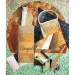 Puzzle-Michele-Wilson-A324-150 Gris Juan : La bouteille de Banyuls