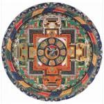 Puzzle-Michele-Wilson-A336-150 Mandala de Vajrabhairava