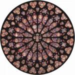 Puzzle-Michele-Wilson-A342-80 Rosace Notre Dame