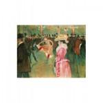 Puzzle-Michele-Wilson-A384-350 Toulouse-Lautrec : Bal au Moulin Rouge