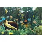 Puzzle-Michele-Wilson-A455-250 Puzzle en Bois - Douanier Rousseau
