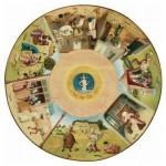 Puzzle-Michele-Wilson-A458-350 Puzzle en Bois - Bosch - Les 7 Pêchers Capitaux