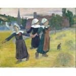 Puzzle-Michele-Wilson-A473-80 Paul Gauguin - Danseuses Bretonnes, 1888