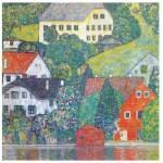 Puzzle-Michele-Wilson-A478-250 Gustav Klimt - Les Maisons sur le Lac