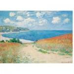Puzzle-Michele-Wilson-A490-500 Claude Monet - Chemin dans les Blés, 1882