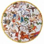 Puzzle-Michele-Wilson-A507-250 Puzzle en Bois découpé à la Main - Atlas Céleste