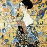 Puzzle-Michele-Wilson-A515-900 Klimt : La dame à l`éventail