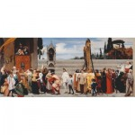 Puzzle-Michele-Wilson-A548-1800 Leighton Frederic - Procession à Florence