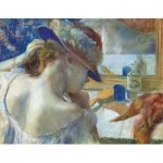Puzzle-Michele-Wilson-A596-150 Degas Edgar - Devant le Miroir, 1889