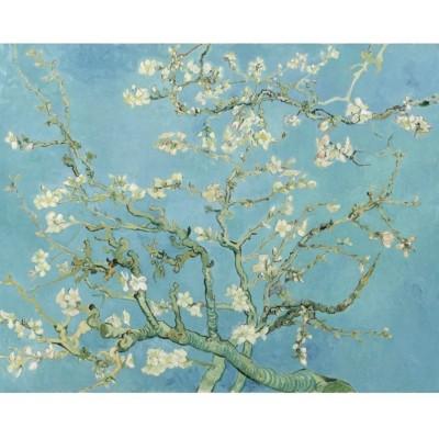 Puzzle-Michele-Wilson-A610-80 Puzzle en Bois - Van Gogh - Branches d'Amandier
