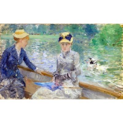Puzzle-Michele-Wilson-A626-650 Puzzle en Bois - Morisot - Jour d'été